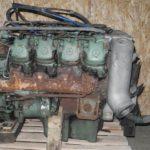 двигатель mercedes om422 - продажа