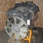 двигатель mercedes om501 LA - продажа