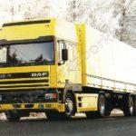 DAF FT 95.430 Super Space Cab 1994-1997 год