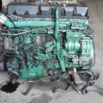 Двигатель Volvo D13