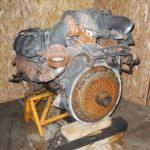двигатель мерседес om501LA - продажа