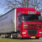 DAF 95XF 4x2 Space Cab 1997-2002 год