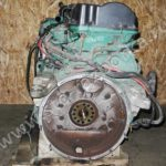Двигатель вольво D9A