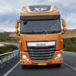DAF XF106 510 2013 год