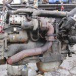 Двигатель MAN D2876 LF 02