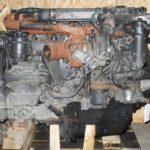 Двигатель скания dc1307