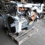 Двигатель МАН D2066 LF01