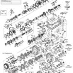 Коробка Scania GR900 по запчастям
