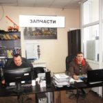 Офис - менеджеры по продаже новых запчастей