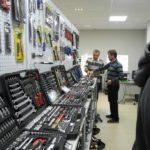 Открытие магазина инструментов