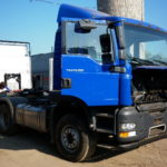 Переоборудование грузовых автомашин европейского производства