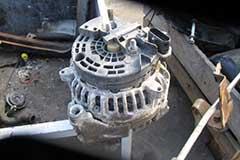 Ремонт электрооборудования грузовиков DAF