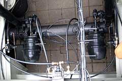 Ремонт пневматических систем грузовиков DAF