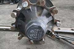 Ремонт тормозной системы грузовиков DAF
