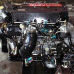 Двигатель 4HF