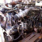 Двигатель 6WG1