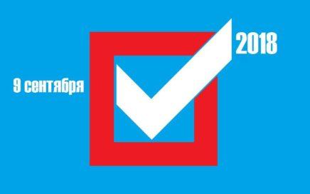Выборы мэра Москвы и Губернатора Московской области
