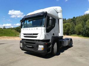 Ремонт грузовиков Iveco