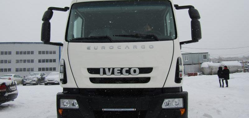 IVECO EuroCargo, 2013