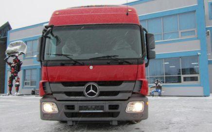 Mercedes ACTROS 2013 - 3 500 000