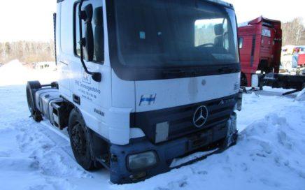 В разборке Mercedes ACTROS, 2006 г.