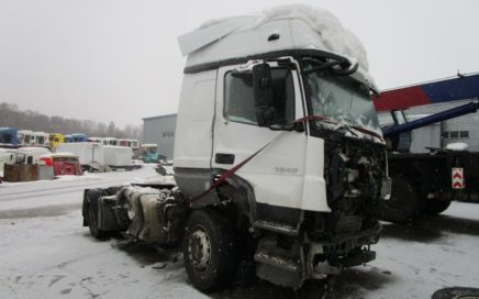 В разборке Mercedes AXOR, 2012 г.