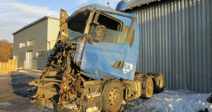 В разборке Scania 2008 г.