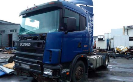 В разборке Scania R114, 2006 г.