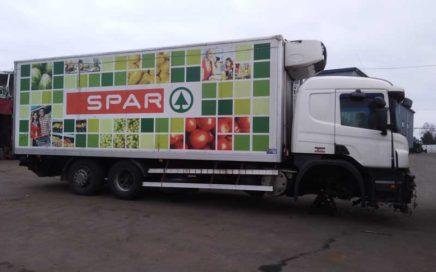 В разборке Scania P360 2013 г.
