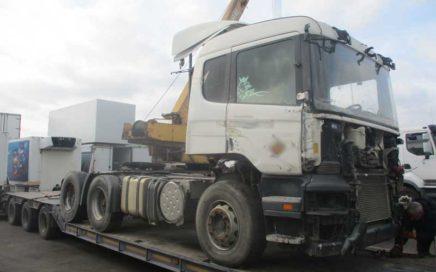 В разборке Scania P380, 2011 г.