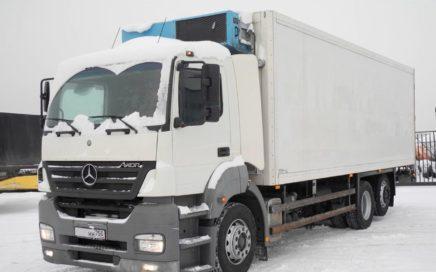 Mercedes SKT 2528 2012 года