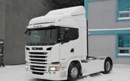 Scania G400 4X2 2014г.