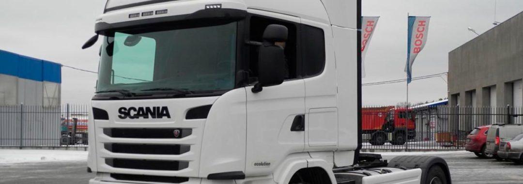Scania G440 4X2 HNA тягач 2014 года