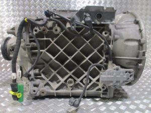 КПП Renault AT2412D