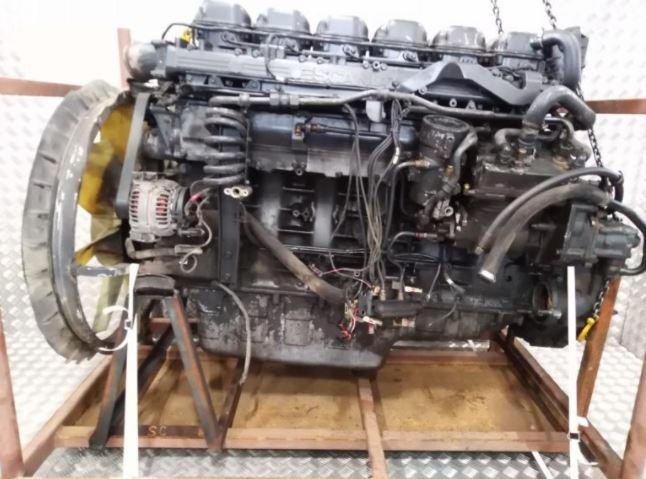 ДВС Scania DC 1217
