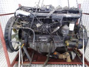 ДВС Scania