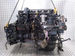 ДВС Renault