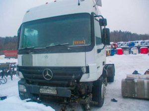 Разборка Mercedes cседельный тягач