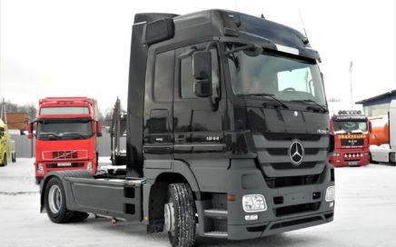 Продажа Mercedes-Benz Actros 2017