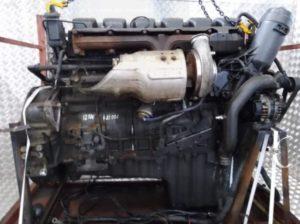 Редуктор Mercedes HD 7