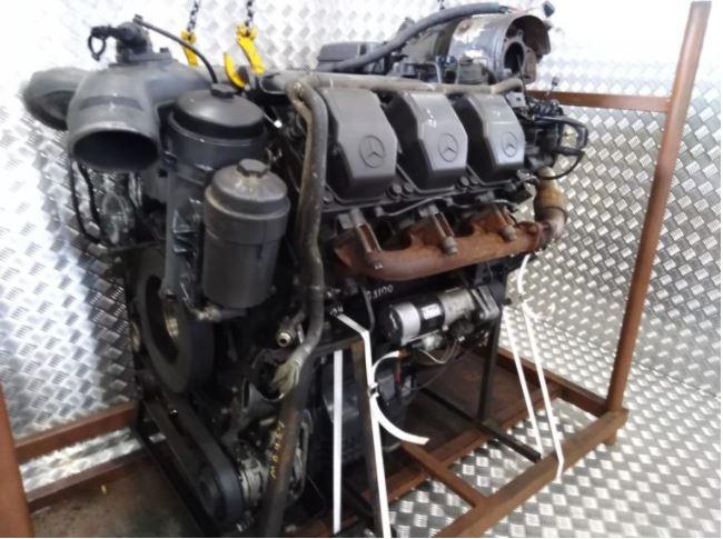 ДВС Mercedes  OM 501
