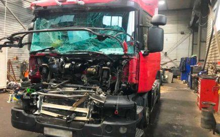 В разборке Scania P360 2014г.