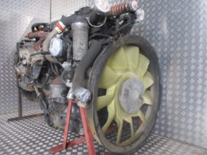 ДВС Scania DС 13102