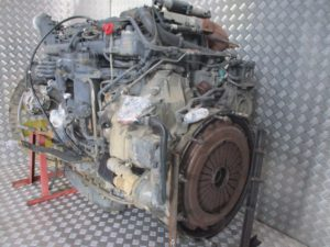 ДВС Scania DС 13104