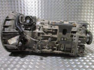 КПП Mercedes G211-9