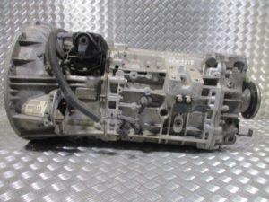 КПП Mercedes G221-9