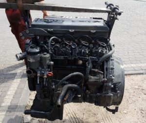ДВС Mercedes  OM 904