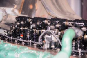 Ремонт двигателей грузовиков Mercedes