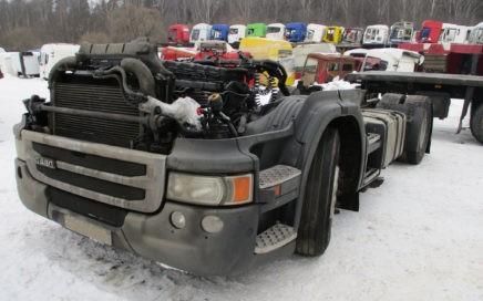 В разборке Scania G480