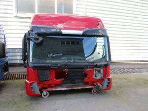Кабина Mercedes Actros МР3
